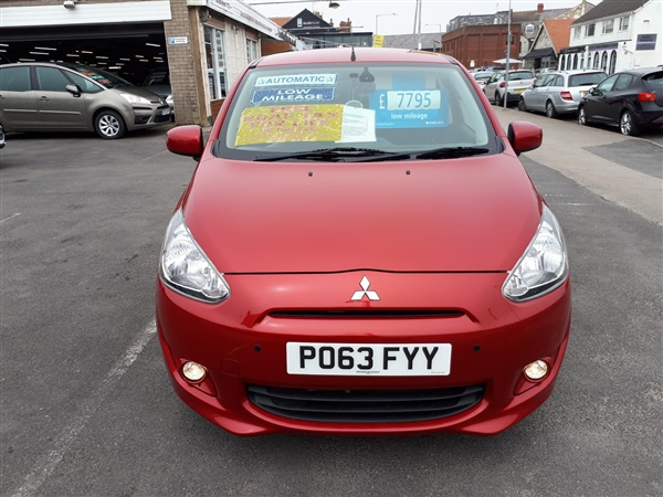 Large image for the Used Mitsubishi Mirage