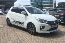Used Mitsubishi Mirage