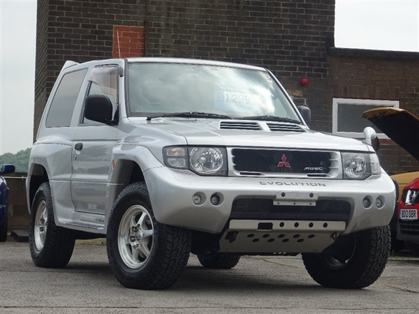 Large image for the Used Mitsubishi Pajero
