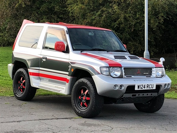 Large image for the Mitsubishi Pajero