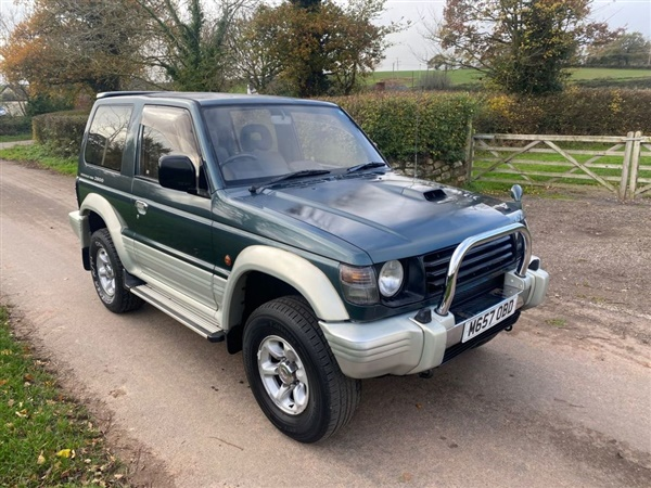 Pajero car for sale