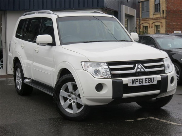Large image for the Mitsubishi Shogun