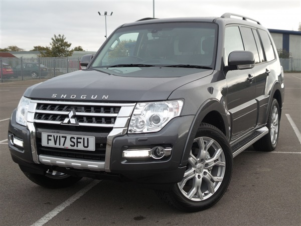 Large image for the Used Mitsubishi Shogun
