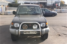 Used Mitsubishi Shogun