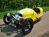 Used Morgan 3 Wheeler