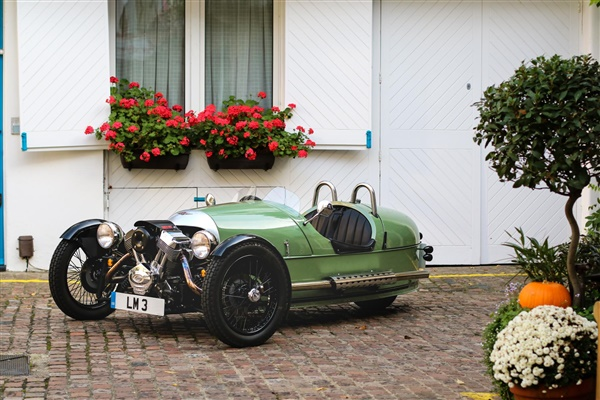 Large image for the Morgan 3 Wheeler