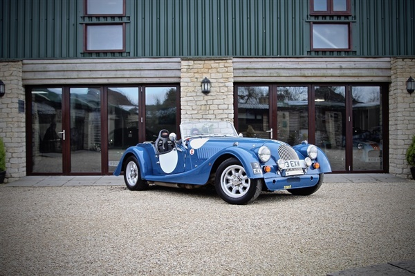 Large image for the Used Morgan Plus 4