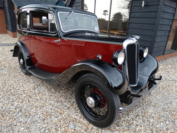 Large image for the Morris 8