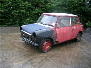 Large image for the Used Morris Mini