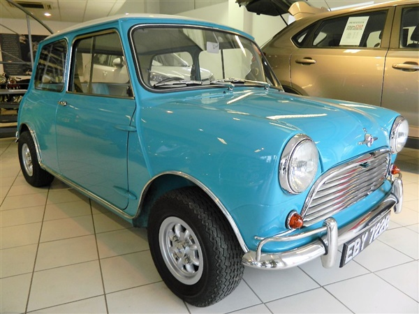 Large image for the Morris Mini