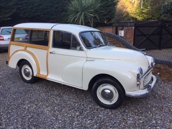 Large image for the Morris Minor
