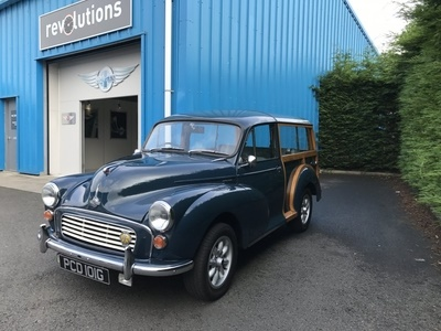 Large image for the Used Morris Minor