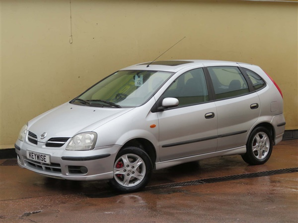 Large image for the Nissan Almera Tino