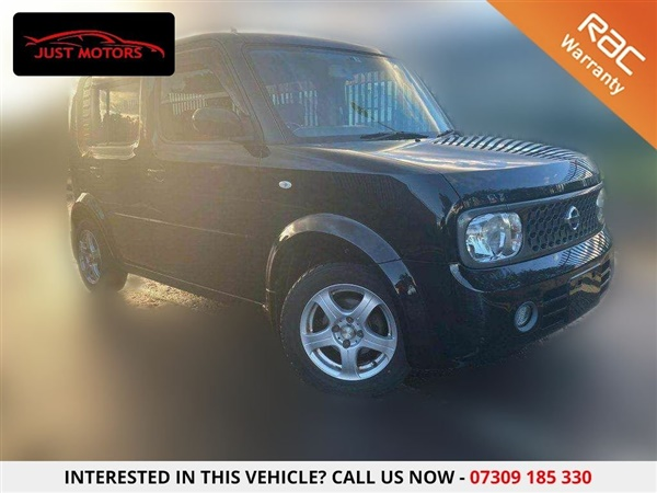 Large image for the Used Nissan CUBE
