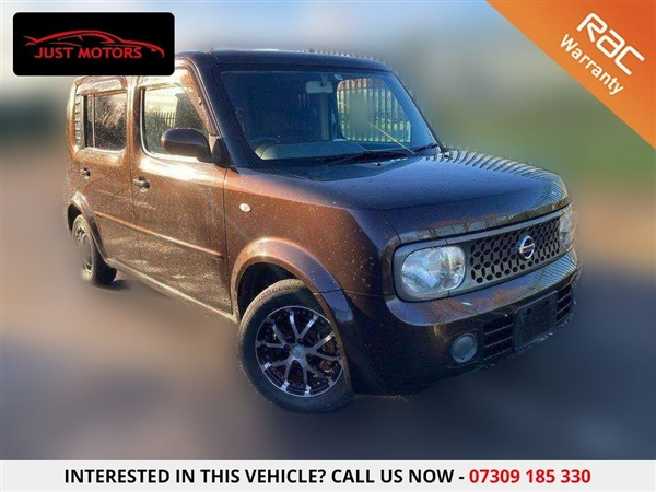 Large image for the Used Nissan CUBIC