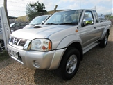 Used Nissan D22