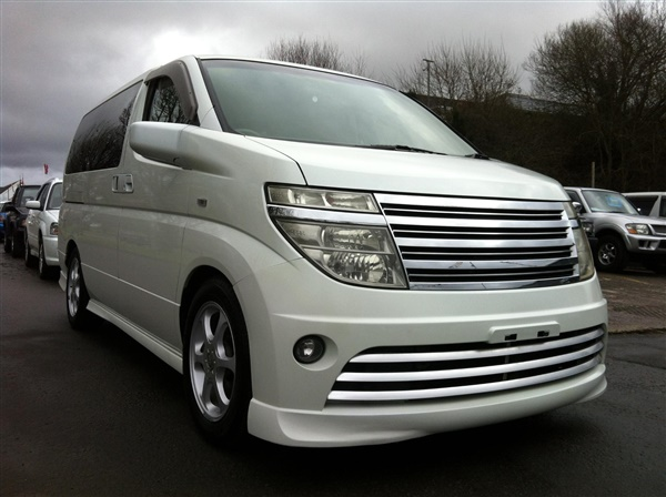 Large image for the Nissan Elgrand Rider
