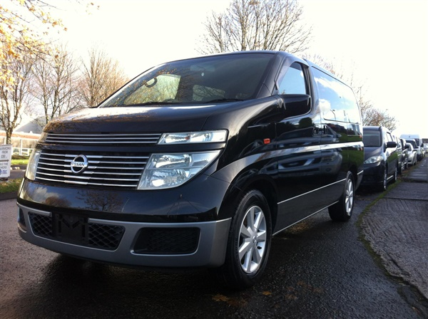 Large image for the Used Nissan Elgrand