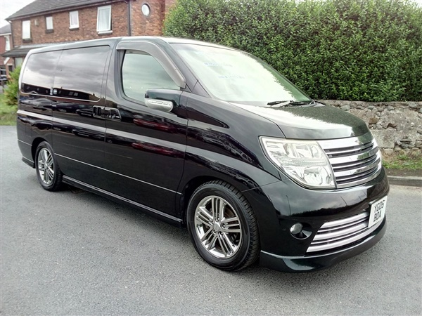 Large image for the Used Nissan Elgrand Rider