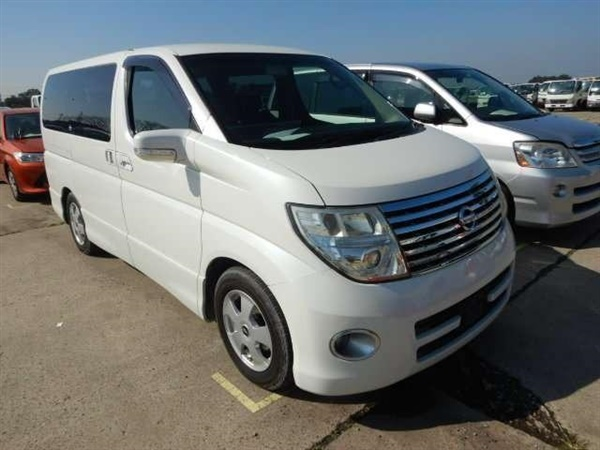 Large image for the Nissan Elgrand
