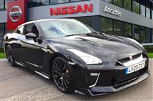 Used Nissan GT-R