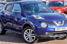 Used Nissan Juke