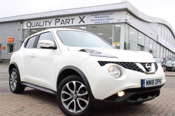 Nissan Juke £18,625 - £26,490