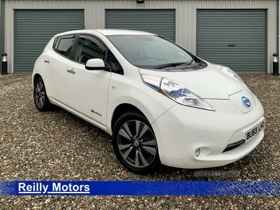 Nissan Leaf Tekna 24 kWh ((2013–2017)) review