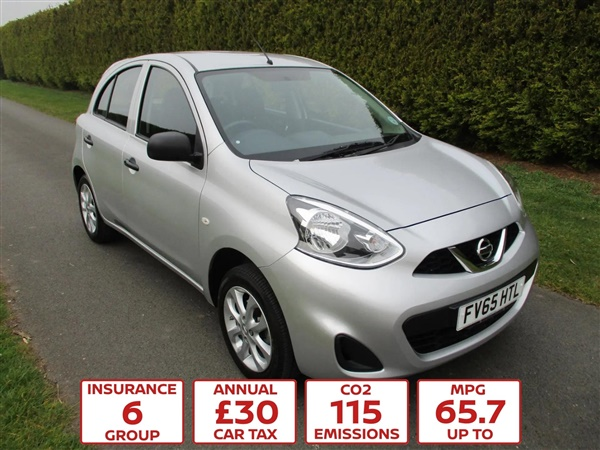 Large image for the Used Nissan Micra