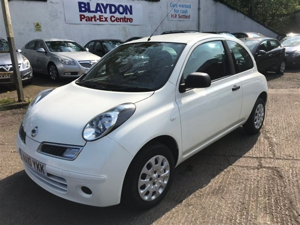 Large image for the Nissan Micra