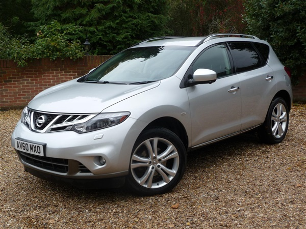 Large image for the Used Nissan Murano