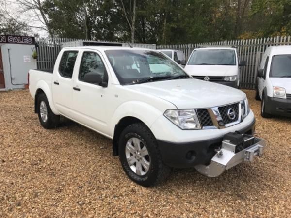 Large image for the Used Nissan Navara