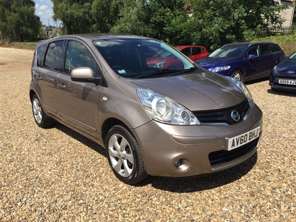 Large image for the Nissan Note