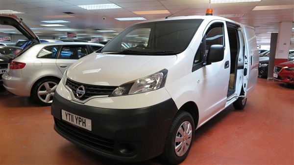 Large image for the Used Nissan NV200