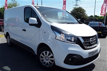 Used Nissan NV300