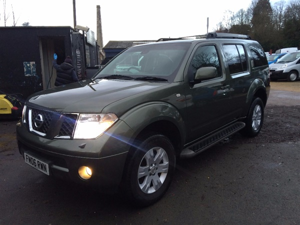 Large image for the Used Nissan Pathfinder