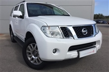 Used Nissan Pathfinder