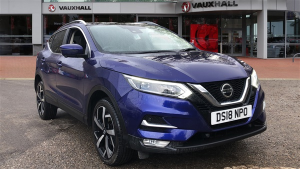 Large image for the Used Nissan Qashqai