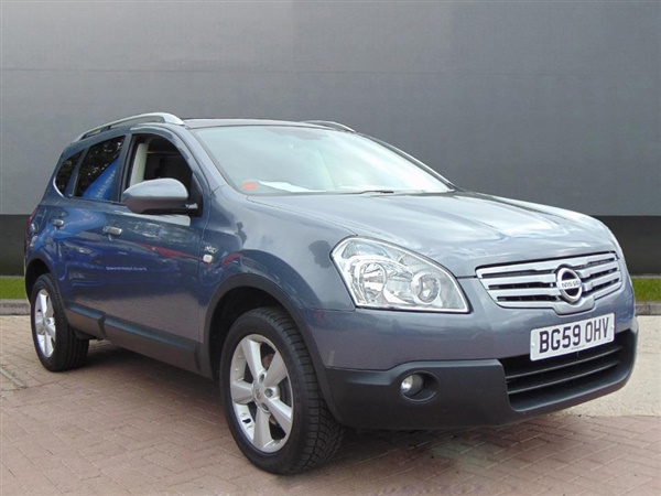 Large image for the Used Nissan Qashqai+2