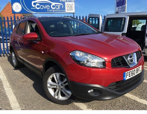 Large image for the Nissan Qashqai+2