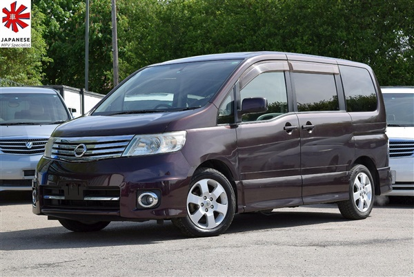 Large image for the Used Nissan Serena