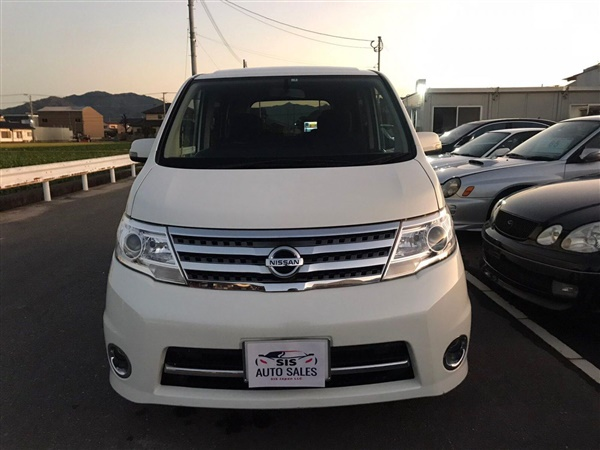 Large image for the Nissan Serena