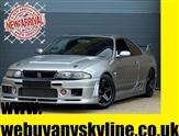 Used Nissan Skyline