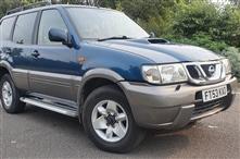 Used Nissan Terrano