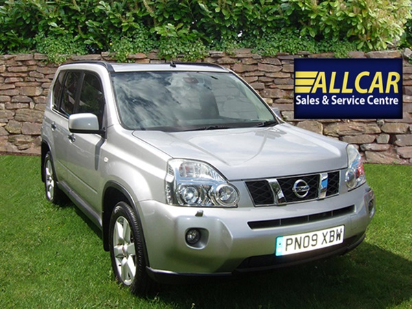 Large image for the Nissan X-Trail