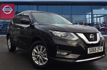 Used Nissan X-Trail