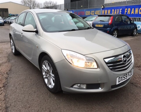 Large image for the Used Opel INSIGNIA
