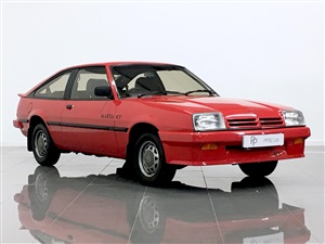 Large image for the Used Opel Manta