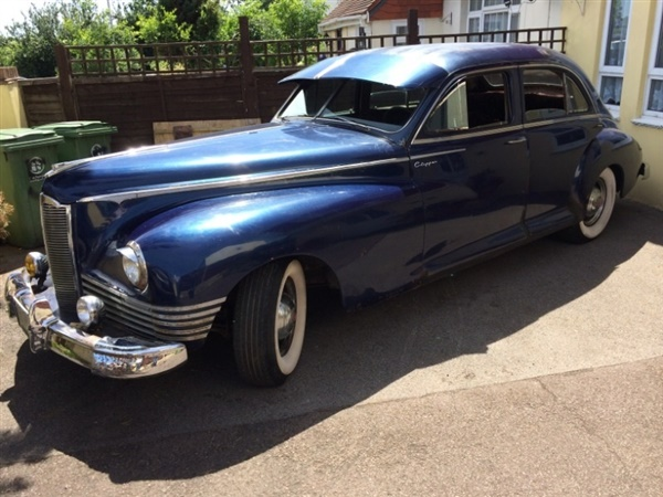 Large image for the Used Packard CLIPPER