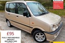Used Perodua Kenari